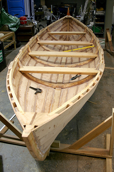 GalGael Boat Build