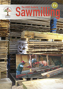 ASHS sawmilling booklet cover